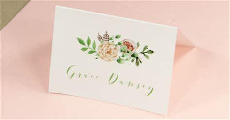 printable place cards  weddings parties lci paper