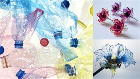 fiori bottiglie di plastica 10 bellissimi fiori realizzati con le bottiglie di plastica