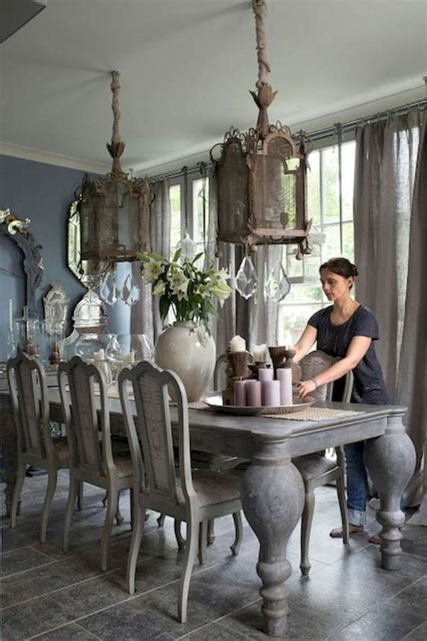 sala da pranzo in francese 50 fancy country dining room design
