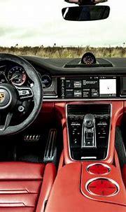 Porsche Panamera hybrid interior & comfort   DrivingElectric