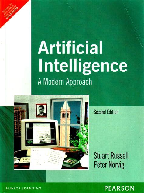 artificial intelligence a modern approach artificial intelligence a modern approach 2nd edition buy artificial intelligence a modern