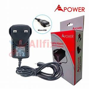 Apower Smartphone Adapter Charger Replacement For 5v 3a Micro Usb Zenfone 2 4 4 5 5 6 2 Laser
