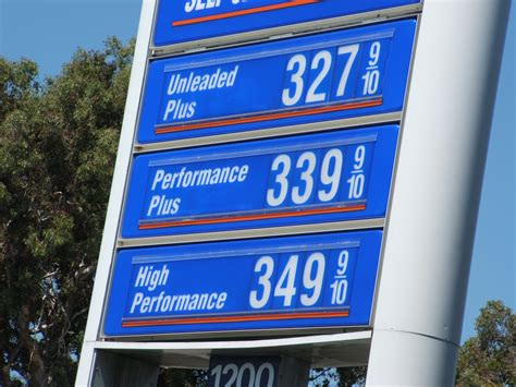 Rising Gas Prices Affecting Consumer Optimism Protecting