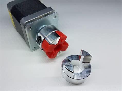 flexible jaw spider shaft coupling cnc mill ac dc motor coupler  ebay