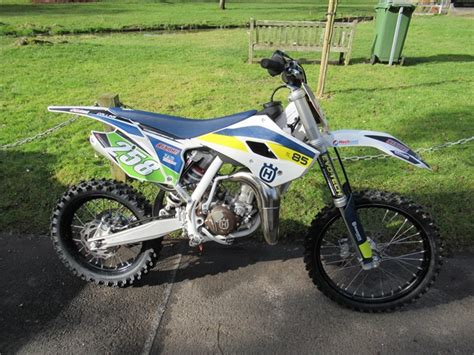 Husqvarna Tc 85 19 16 Image by 2017 Husqvarna Tc85 Big Wheel 19 16 2 Stroke Mx