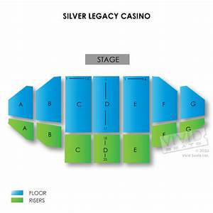 Silver Legacy Casino Tickets - Silver Legacy Casino Information