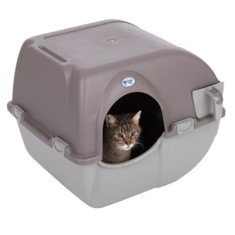 avis sur maison de toilette auto nettoyante roll n clean omega paw zooplus