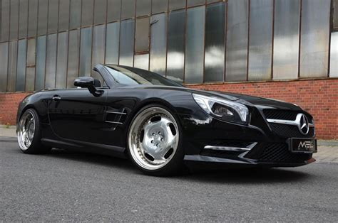Modifikasi Mercedes Sl Class by Mec Design Mercedes Sl Class Tuning Car Tuning