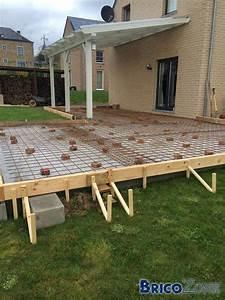 Terrasse Sur Plot : terrasses amp parquets terrasse carrelage sur plots masroum ~ Melissatoandfro.com Idées de Décoration
