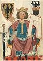 Henry VI Hohenstaufen, Holy Roman Emperor, King of Sicily ...