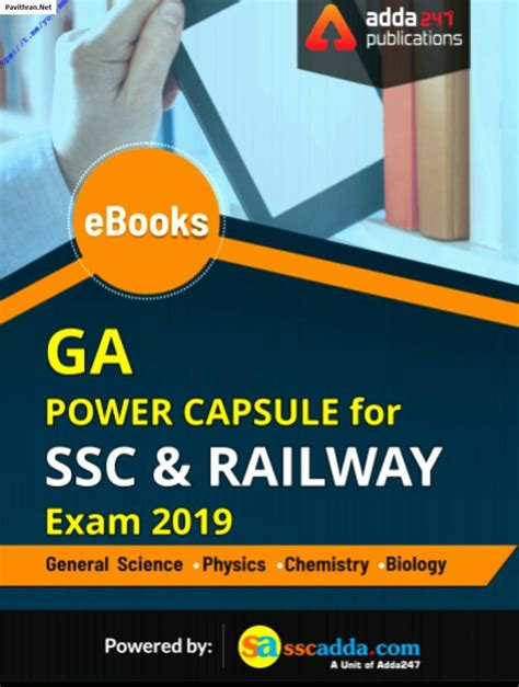 By adda247 at may 07, 2020 no comments: GA Power Capsule for SSC & Railway Exam 2019 e-Book PDF ...