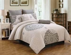 California, King, Bed, Comforter, Sets, Bringing, Refinement, In