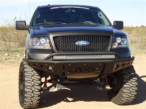 Kc Lights For Jeep Wrangler by 2004 2008 F 150 Stealth Front Bumper Off Road Bumpers