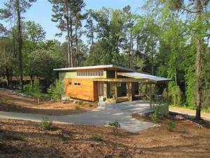 Affordable Modern Ranch - Modern - Exterior - Atlanta - by