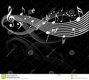 Music theme stock vector. Image of melody, music, concert ...