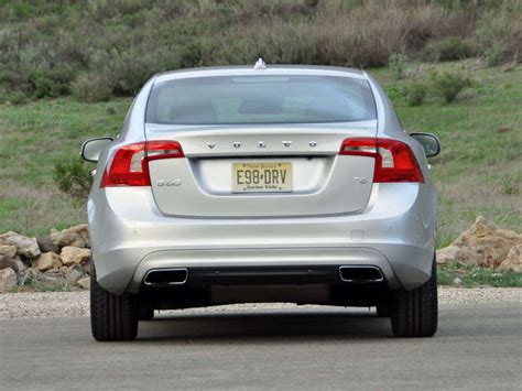 2015 Volvo S60 Review And Road Test