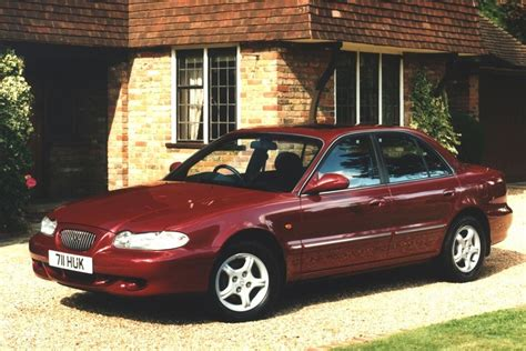 old car owners manuals 1996 hyundai sonata parking system hyundai sonata 1994 car review honest john