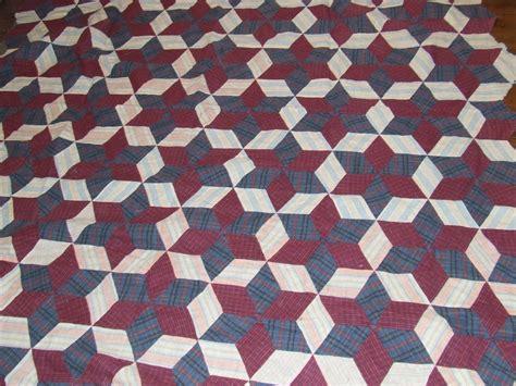 tumbling block quilt pattern template hexagon star tumbling blocks variation pattern tim