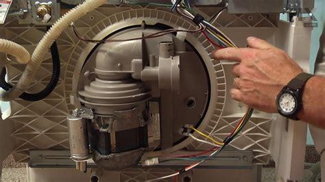 Kenmore Dishwasher Repair How Replace The Circulation