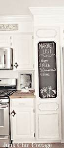 Best 25 chalkboard pantry doors ideas on pinterest for Kitchen colors with white cabinets with yosemite sticker