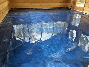 How To Stain Concrete Floors Excellent How To Stain