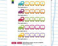 descending order explained  primary school parents