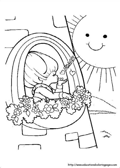rainbowbrite coloring pages educational fun kids