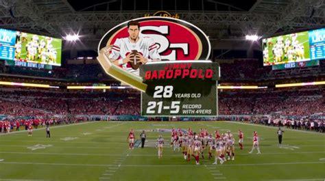 Foxs New Super Bowl Graphics Include Centered Scorebug