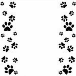 Dog Bone Border Clipart