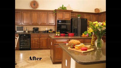 Kitchen Cabinet Refinishing  Youtube