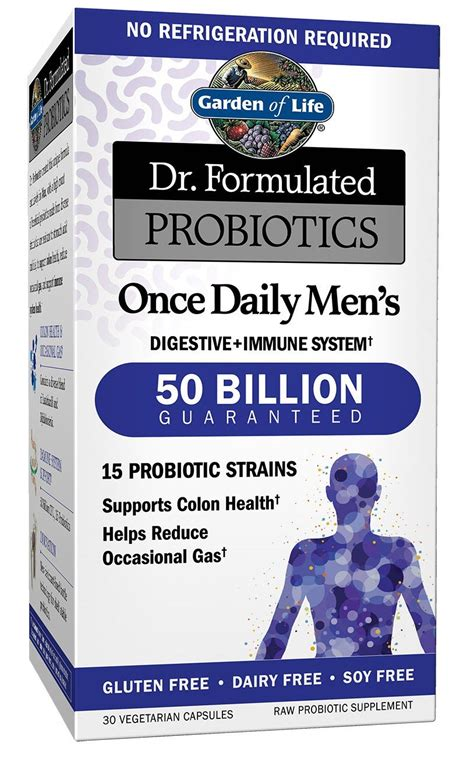 Garden Of Probiotics Once Daily S by Garden Of Probiotics Supplement For Dr