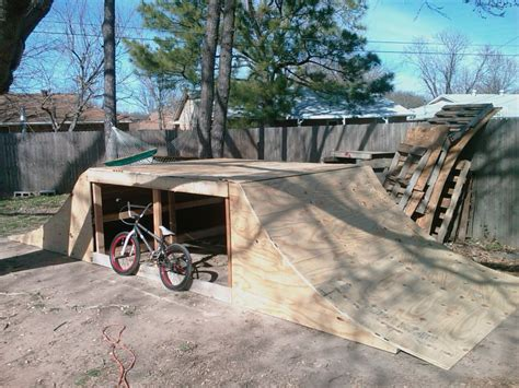 woodwork   build wood bmx jumps  plans