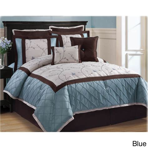 Deals On Bedroom Sets by Alexandra 8 Comforter Set Overstock Shopping