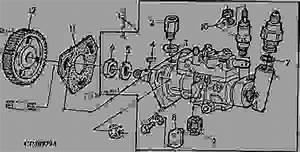 Parts For Engines 300 John Deere Backhoe