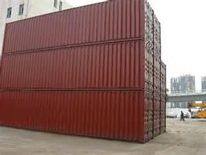 Standard Intermodal Container