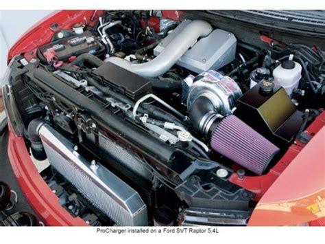 Ford Raptor Engine Upgrades by 2010 F 150 Raptor 5 4l Procharger Ho Intercooled