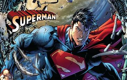 Superman Comic Jim Lee Wallpapers Batman Comics