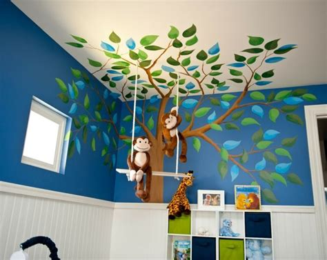 Wand Ideen Für Kinderzimmer by Die Besten 25 Kinderzimmer Gestalten Ideen Auf