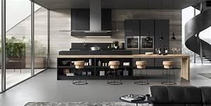 Cuisine équipée Bois : merveilleux cuisine equipee en bois 7 cuisines hugo ~ Premium-room.com Idées de Décoration