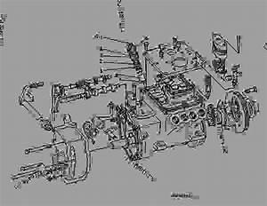 8n5642 Gov  U0026 Fuel Inj Pump Group - Engine