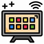 Tv Smart Icon Icons Technology