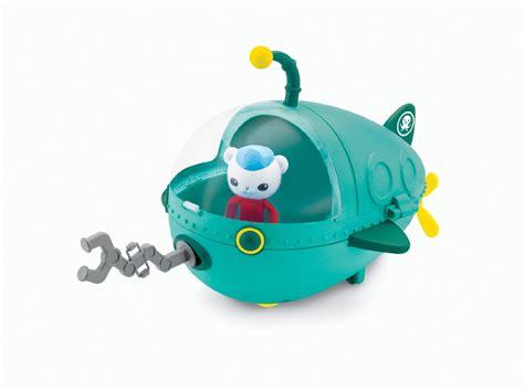 Disney Octonauts Gup A Deluxe Vehicle
