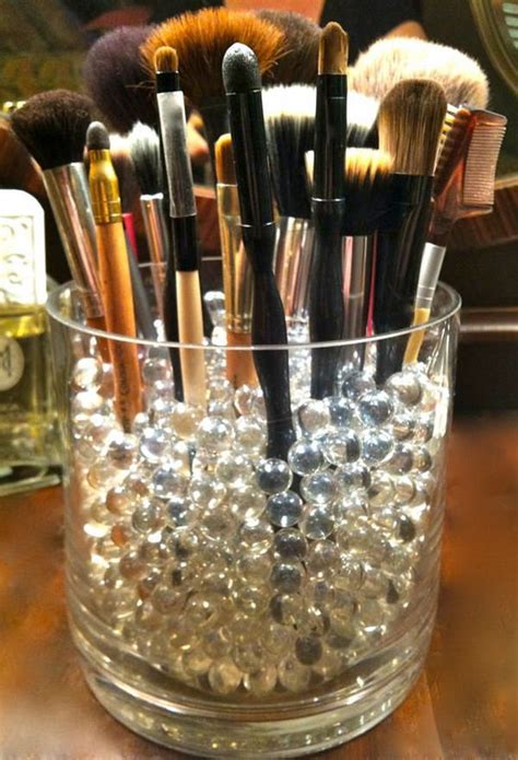 creative makeup storage ideas  hacks  girls