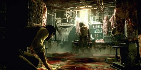 6 Horror Games That Will Make You Vomit If You Dont Pee