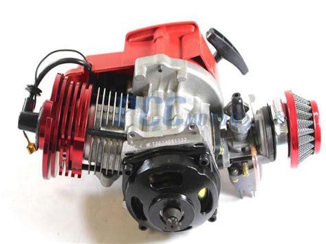 49cc 2 stroke high performance stage 3 engine motor pocket