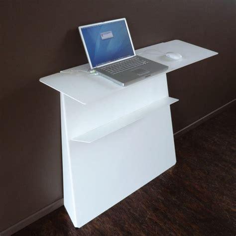 petit bureau pc console bureau d 39 appoint en acier zeta studio manzano