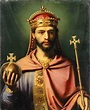 Frankish king Louis I The Pious | www.historynotes.info