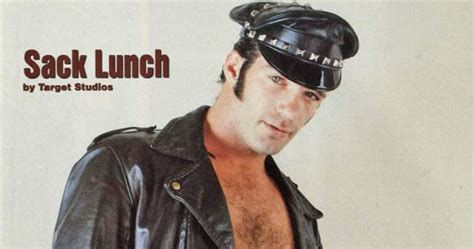 Retro Studs Sack Lunch With Branch Lester