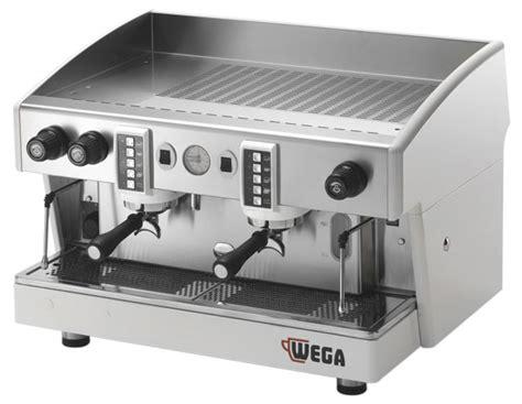 Eurogat :: WEGA Atlas W01 evd/2   Automatic with volumetric dosage espresso coffee machine