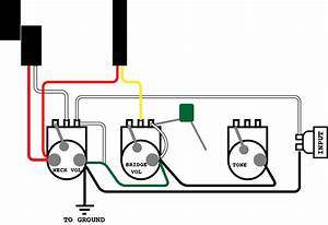 Ibanez Bass Wiring Diagram